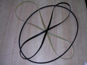 Ремень 1270 J5   (Whirlpool,Philips)