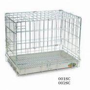 Triol Клетка № 001 SC д/животных (хром-никель)