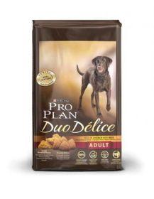 PRO PLAN DUO DELICE сухой 10 кг для собак Курица с Рисом