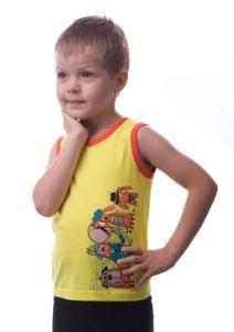 Майка для мальчика Свитанок Белоруссия