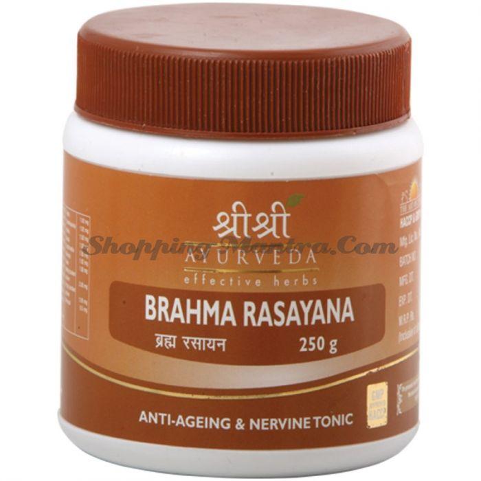 Брахма Расаяна антивозрастной препарат Шри Шри Аюрведа (Sri Sri Ayurveda Brahma Rasayana)