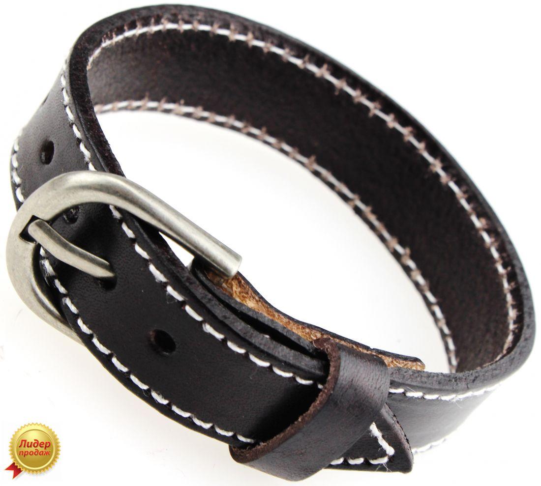 Кожаный браслет 137NT-Shir