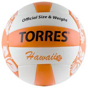 Волейбольный мяч Torres Hawaii (пляжный)