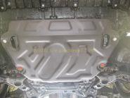 Защита Картера V 2.0-2.2 (Сталь 2 мм) для Toyota Rav 4 2013 -