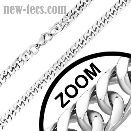 Толстая мужская цепь CNCB07011
