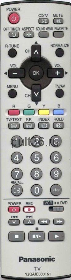 Пульт ДУ Panasonic N2QAJB000161