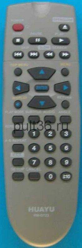 Пульт ДУ Panasonic RM-D723 универсальный