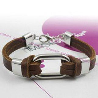 Кожаный браслет 7NT-Shir