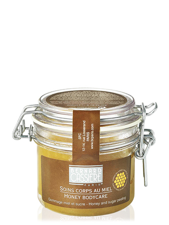 Bernard Cassiere Гоммаж с медом и сахаром