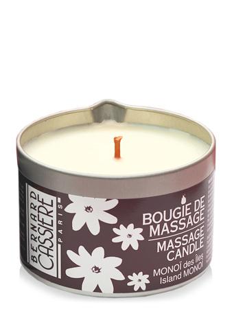 Bernard Cassiere Массажная свеча «Таитянский моной»