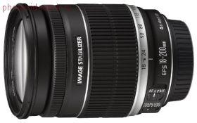 Объектив Canon EF-S 18-200mm f3.5-5.6 IS