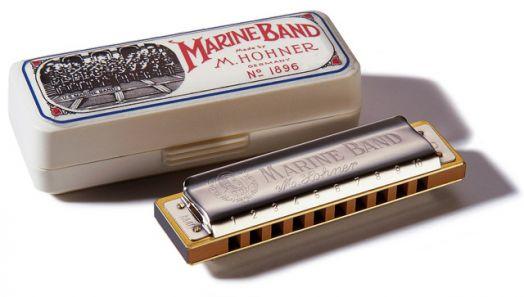 HOHNER Marine Band 1896/20 D (M1896036) Губная гармоника ре-мажор