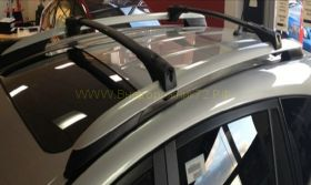 Рейлинги  для Toyota Rav 4 2013 -