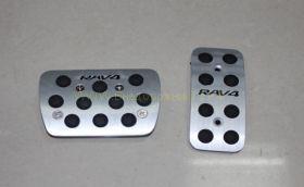 Накладки на педали  для Toyota Rav 4 2013 -