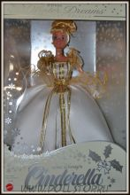 Коллекционная кукла Барби Золушка Зимние мечты -  Cinderella Barbie Doll Winter Dreams,  Walt Disney's