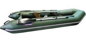 Надувная лодка HUNTERBOAT Хантер 320 Л