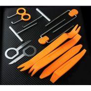 Набор инструментов для демонтажа пластиковых деталей салона автомобиля Gentle Touch
