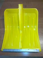 """Лопата снеговая """"МАЛЫШ"""" ,метал.нож, ручка, черенок (360*420 мм)"""