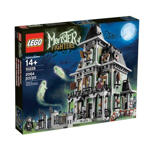 10228 Дом с Привидениями