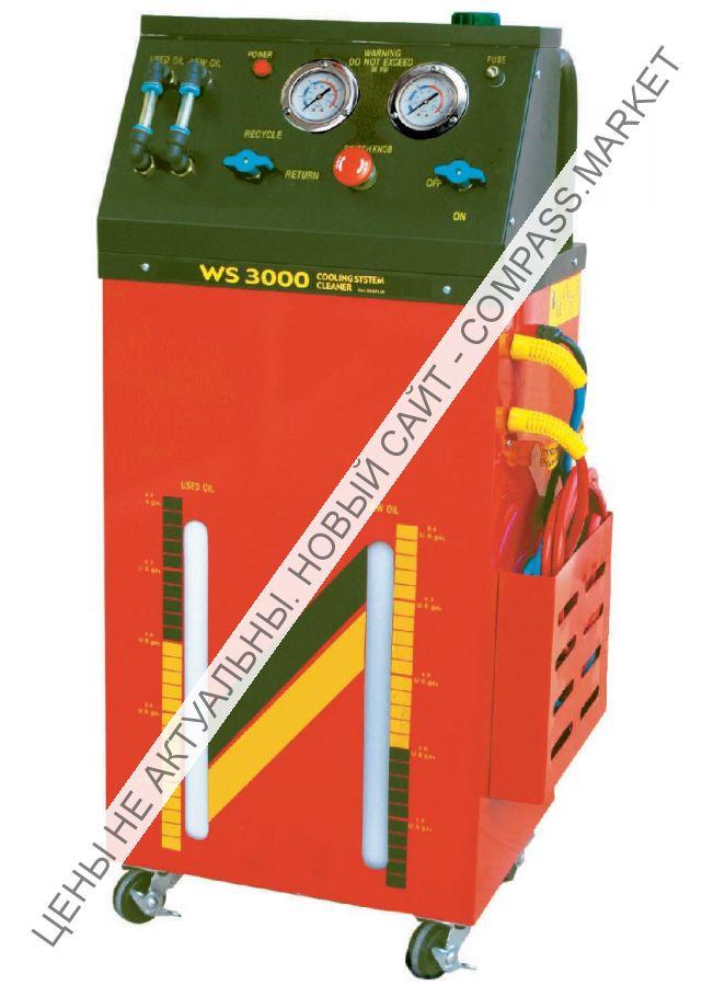 WS3000 Установка для замены охлаждающей жидкости, TopAuto-Spin (Италия)