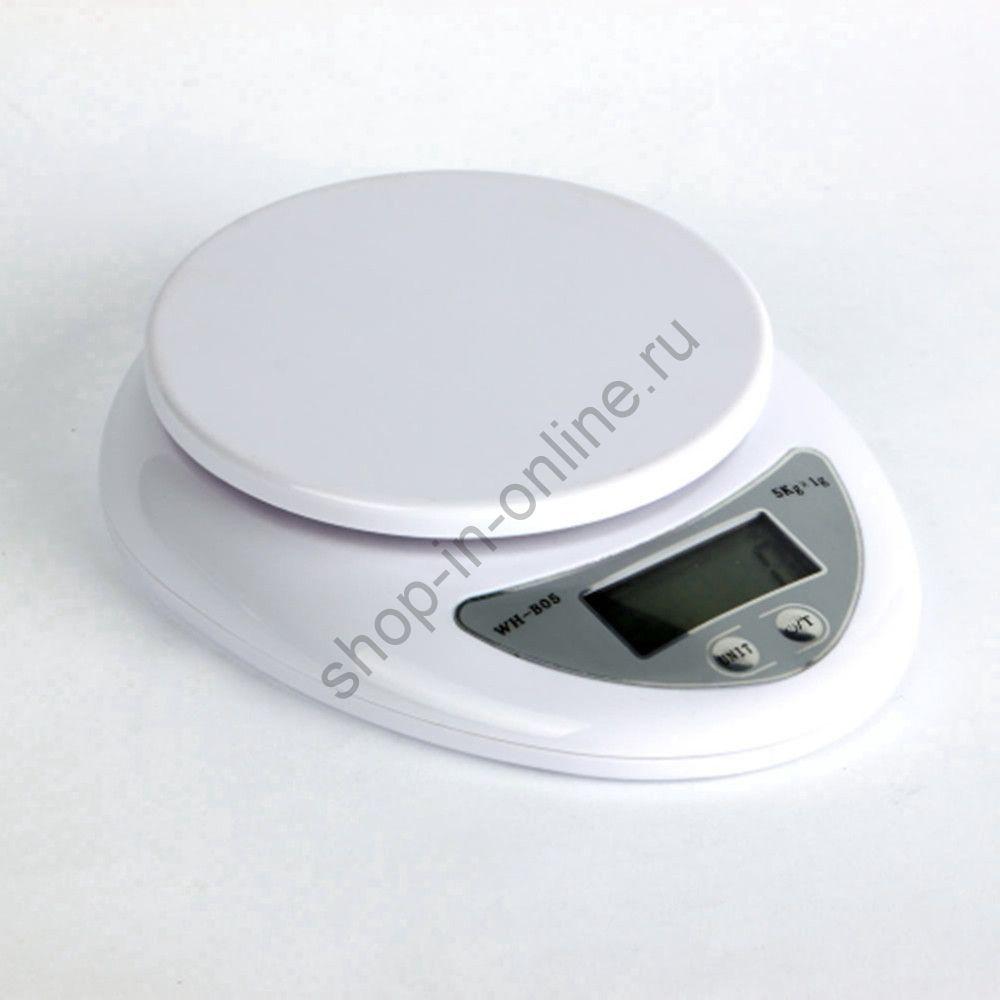Цифровые весы от 1 гр. до 5 кг.