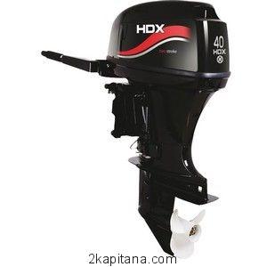 Лодочный мотор HDX T 40 BMS