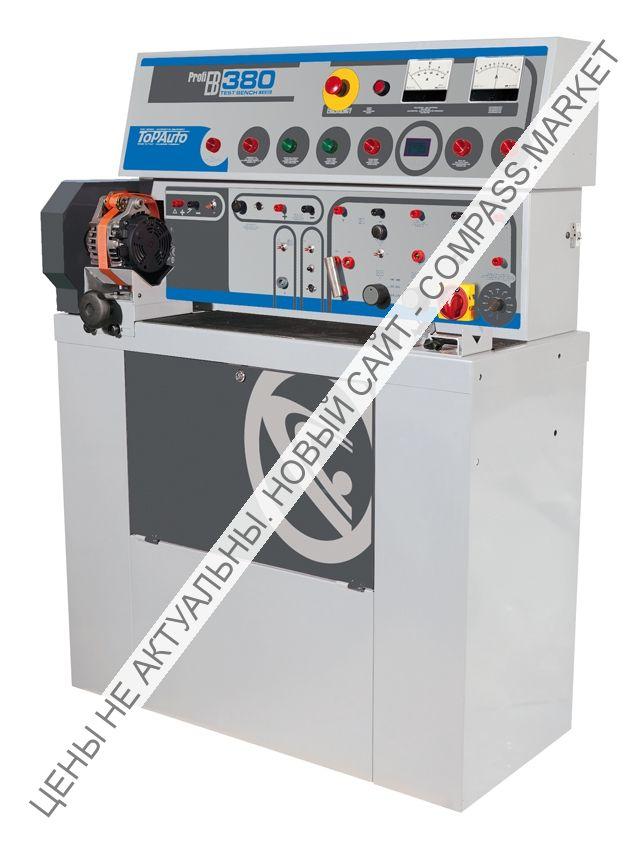 Электрический стенд для проверки генераторов и стартеров, TopAuto-Spin (Италия)