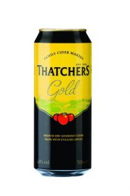 Thatchers Gold Cider / Тэтчерс Голд (ж/б)