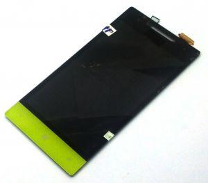 LCD (Дисплей) HTC A620e Windows Phone 8s (в сборе с тачскрином) (yellow) Оригинал