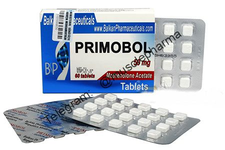 PRIMOBOL (ПРИМОБОЛ). 20 таб. по 50 мг.