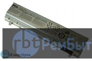 Аккумуляторная батарея для ноутбука DELL Latitude E6400 silver ORIGINAL