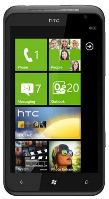 HTC Titan X310e