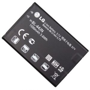 Аккумулятор LG E730 Optimus Sol/P970 Optimus Black/... (BL-44JN) Оригинал