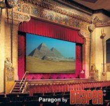 Экран с электроприводом Draper Paragon/E NTSC 630x843 MW (3:4)