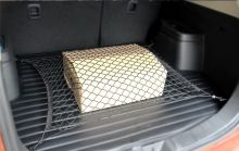 Сетка для фиксации грузов в багажнике, одинарная