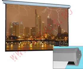 "Экран с электроприводом Draper Targa 120/120"" 305x305 MW (1:1)"