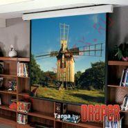 "Экран с электроприводом Draper Targa 216/82"" 103x183 MW ebd 12"" (9:16)"