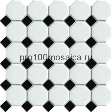 PS2356-06. Мозаика СОТЫ, серия PORCELAIN, размер, мм: 295*295 (NS Mosaic)