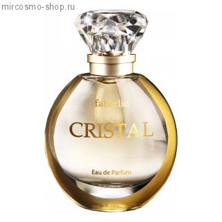 Парфюмерная вода для женщин faberlic CRISTAL