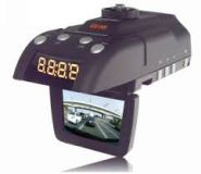 Радар-детектор и видеорегистратор c GPS