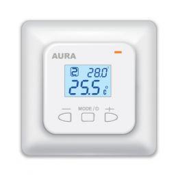 Регулятор температуры (терморегулятор) электронный с независимым регулированием двух зон AURA LTC 440