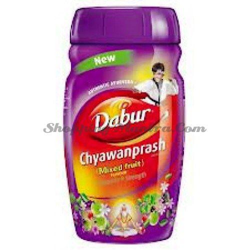 Чаванпраш Дабур Фруктовый микс / Dabur Chyawanprash Mixed Fruit