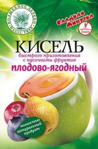 """ВД Кисель быстрого приготовления """"Плодово-ягодный"""""""