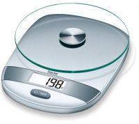 Весы кухонные Beurer KS31 silver