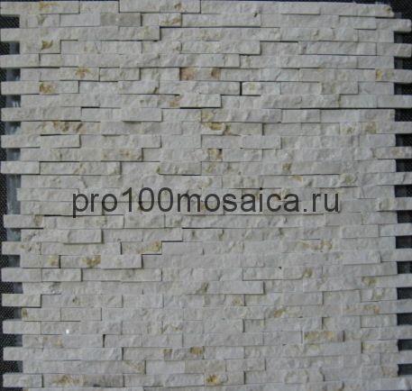 SPLIT GALALA. Мозаика серия STONE,  размер, мм: 305*305 (ORRO Mosaic)