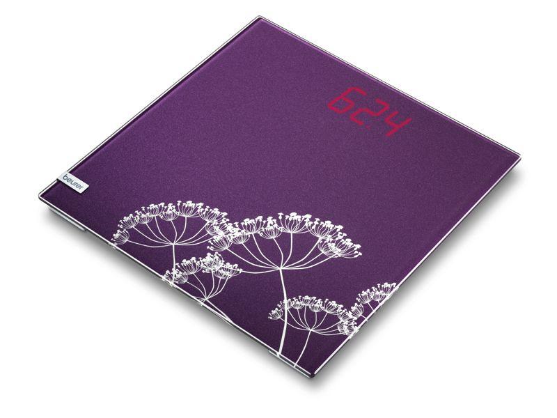 Beurer GS 40 Magic Flora Cтеклянные весы