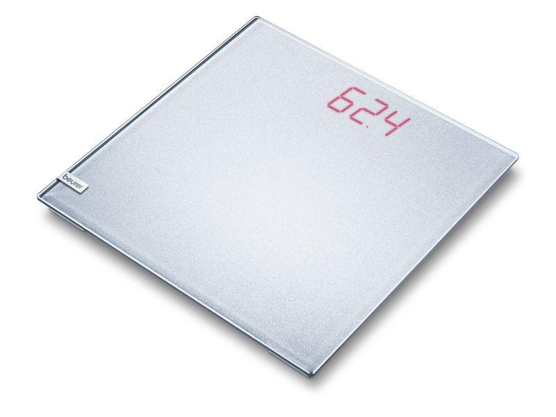 Beurer GS 40 Magic Silver Cтеклянные весы