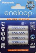 Аккумуляторы AAA Panasonic Eneloop 800мАч