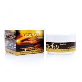 Крем для рук интенсивное увлажнение Aasha Herbals 50 г