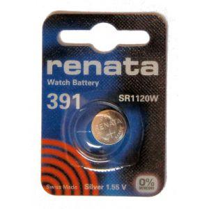 Батарейка RENATA 391